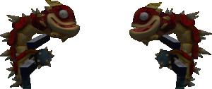 Dual Dragons, in Wario World.