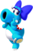 Birdo (Light Blue) from Mario Kart Tour