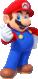 Artwork of Mario in Mario Kart Tour