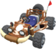 Brown Offroader from Mario Kart Tour