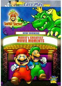 "The Super Mario Bros. Super Show! ""Mario's Greatest Movie Moments"" DVD"