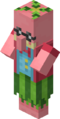 Minecraft Mario Mash-Up Blacksmith Villager Render.png