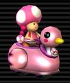 Toadette's Quacker