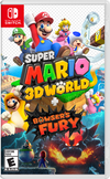 Final North American box for Super Mario 3D World + Bowser's Fury