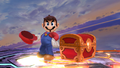 Challenge 128 from the thirteenth row of Super Smash Bros. for Wii U