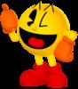 Pac-Man's Spirit sprite from Super Smash Bros. Ultimate