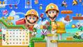Super Mario Maker 2 June Calendar A Wallpaper.png