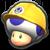Builder Toad