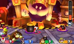 King Bob-omb's Boom D'état from Mario Party: Star Rush