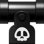 New Super Mario Bros. Wii art: Bill Blaster
