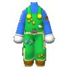 "The ""World Suit"" Mii costume"