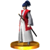 Trophy of Takamaru in Super Smash Bros. for Nintendo 3DS.