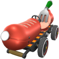 Fast Frank from Mario Kart Tour