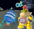 3DS Rainbow Road R from Mario Kart Tour