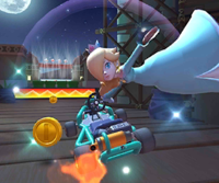 The Lakitu Cup Challenge from the Baby Rosalina Tour of Mario Kart Tour