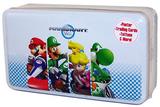 Mario Kart Wii trading card tin.