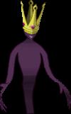 Shadow's Queen true form 3D model