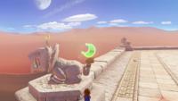 The fourteenth Power Moon of the Sand Kingdom.