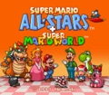 Super Mario All-Stars World Title Screen.png