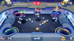 Sphere Mongers from Super Mario Party