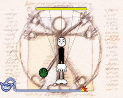 Universal Marionette in WarioWare: Smooth Moves.