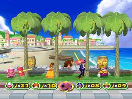 Banana Shake from Mario Party 6