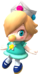 Baby Rosalina as she appears in Mario Kart Tour.
