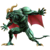 Dracula (2nd Form) spirit from Super Smash Bros. Ultimate