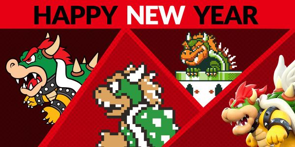 Banner for a Play Nintendo opinion poll on which New Year's resolution Bowser should have. Original filename: <tt>2x1_Bowser_v01.0290fa98.jpg</tt>