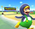 SNES Koopa Troopa Beach 2 from Mario Kart Tour