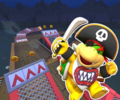 RMX Ghost Valley 1T from Mario Kart Tour