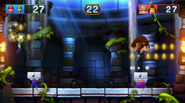 Bouncy Bounty, from Mario Party 10.