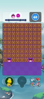 Stage 19A from Dr. Mario World