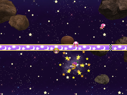 Mass Meteor from Mario Party 6