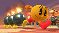 Challenge 135 from the fourteenth row of Super Smash Bros. for Wii U