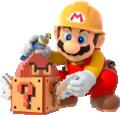 Super Mario Maker - Mario Artwork 01 v2.png