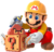 Official Builder Mario artwork, from Super Mario Maker.