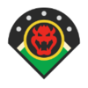 Bowser's emblem from baseball from Mario Sports Superstars