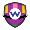 Wario's emblem from soccer from Mario Sports Superstars