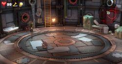 The Main Tank in Boilerworks in Luigi's Mansion 3