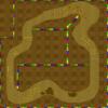 SMK Choco Island 1 Overhead Map.png