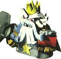 Super Mario RPG: Legend of the Seven Stars artwork: Smithy