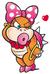 Super Mario Bros. 3: Artwork of Wendy O. Koopa