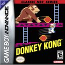 The North American box art for the Classic NES Series release of Donkey Kong