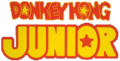 Donkey Kong Junior logo.png
