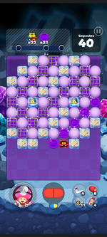 Stage 504 from Dr. Mario World
