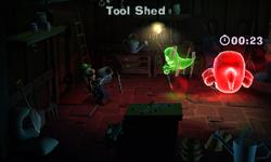 Hostile Intrusion from Luigi's Mansion: Dark Moon