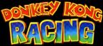 English logo for Donkey Kong Racing
