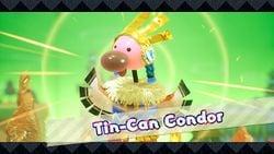 The Tin-Can Condor of The Tin-Can Condor.