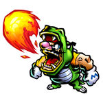 Dragon Wario